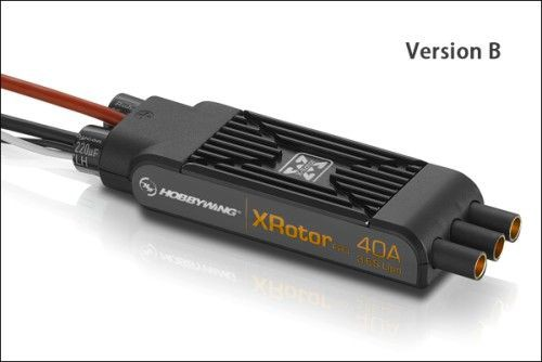 Hobbywing XRotor PRO 40A Speed Controller für Multicopter (Dual Pack)