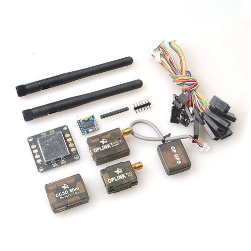Openpilot Mini CC3D Revolution Flight Controller+Oplink 433MHz